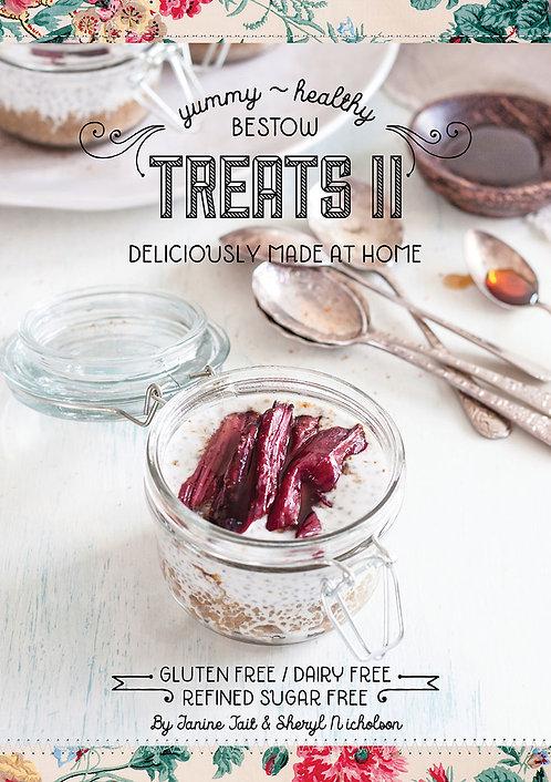 bestow beauty treats two cookbook from the beauty depot