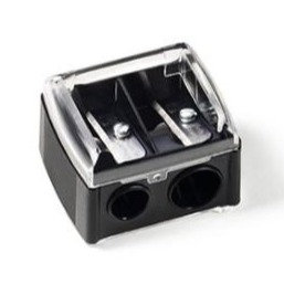 Victoria curtis pencil sharpener from the beauty depot