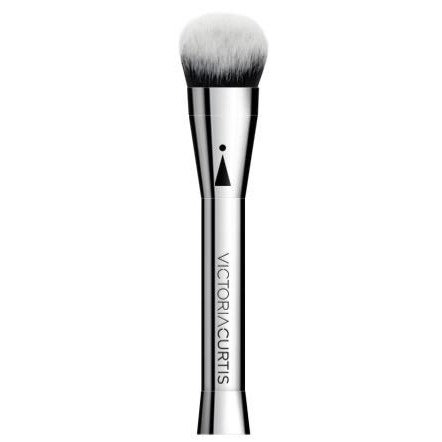 victoria curtis full coverage foundation brush from the beauty depot