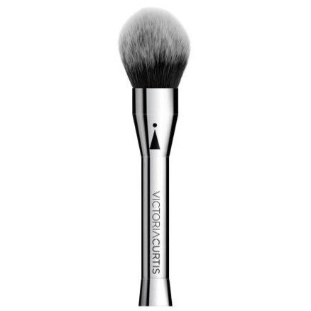 Victoria curtis large pom pom kabuki brush from the beauty depot