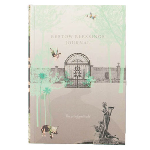 Bestow beauty blessings journal from the beauty depot