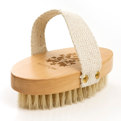 Bestow beauty body brush from the beauty depot
