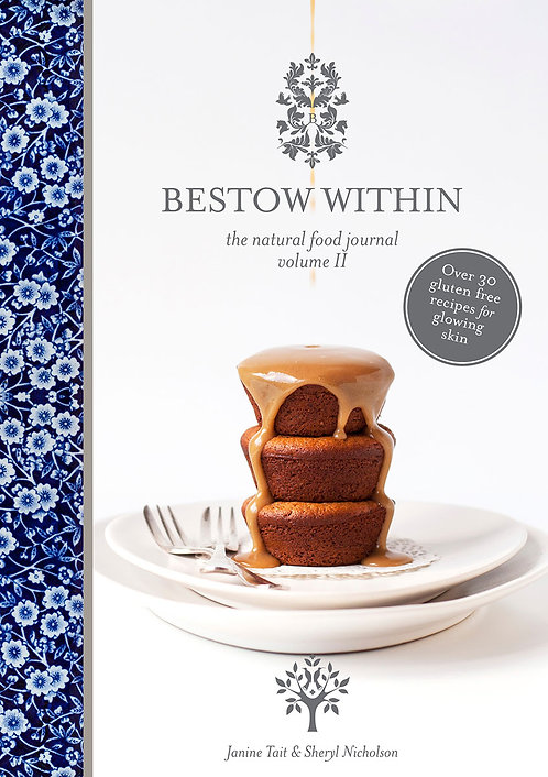 Bestow beauty within cookbook two from the beauty depot