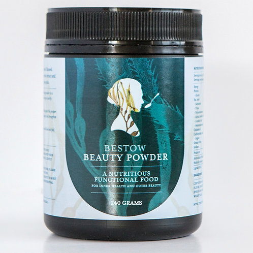 Bestow beauty powder from the beauty depot