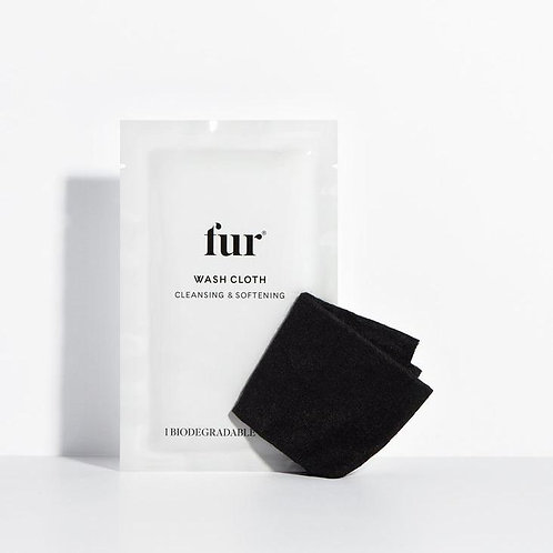 fur wash cloth from the beauty depot