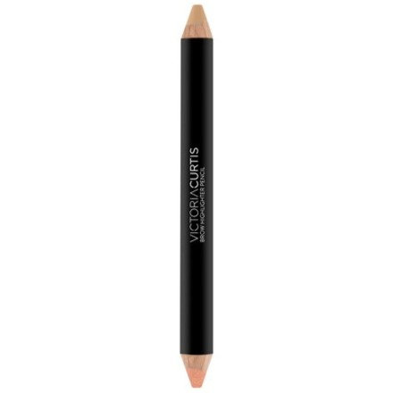 Victoria curtis brow duo highlighter pencil from the beauty depot