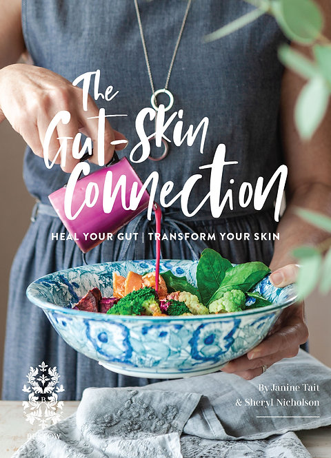 Bestow beauty The gut skin connection recipe book from the neauty depot