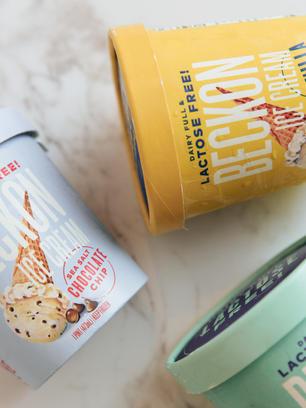 Beckon Ice Cream for Aisle 9
