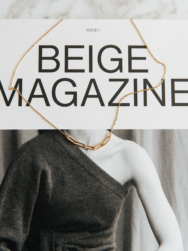 Thatch Jewelry and Beige Magazine for Aisle 9
