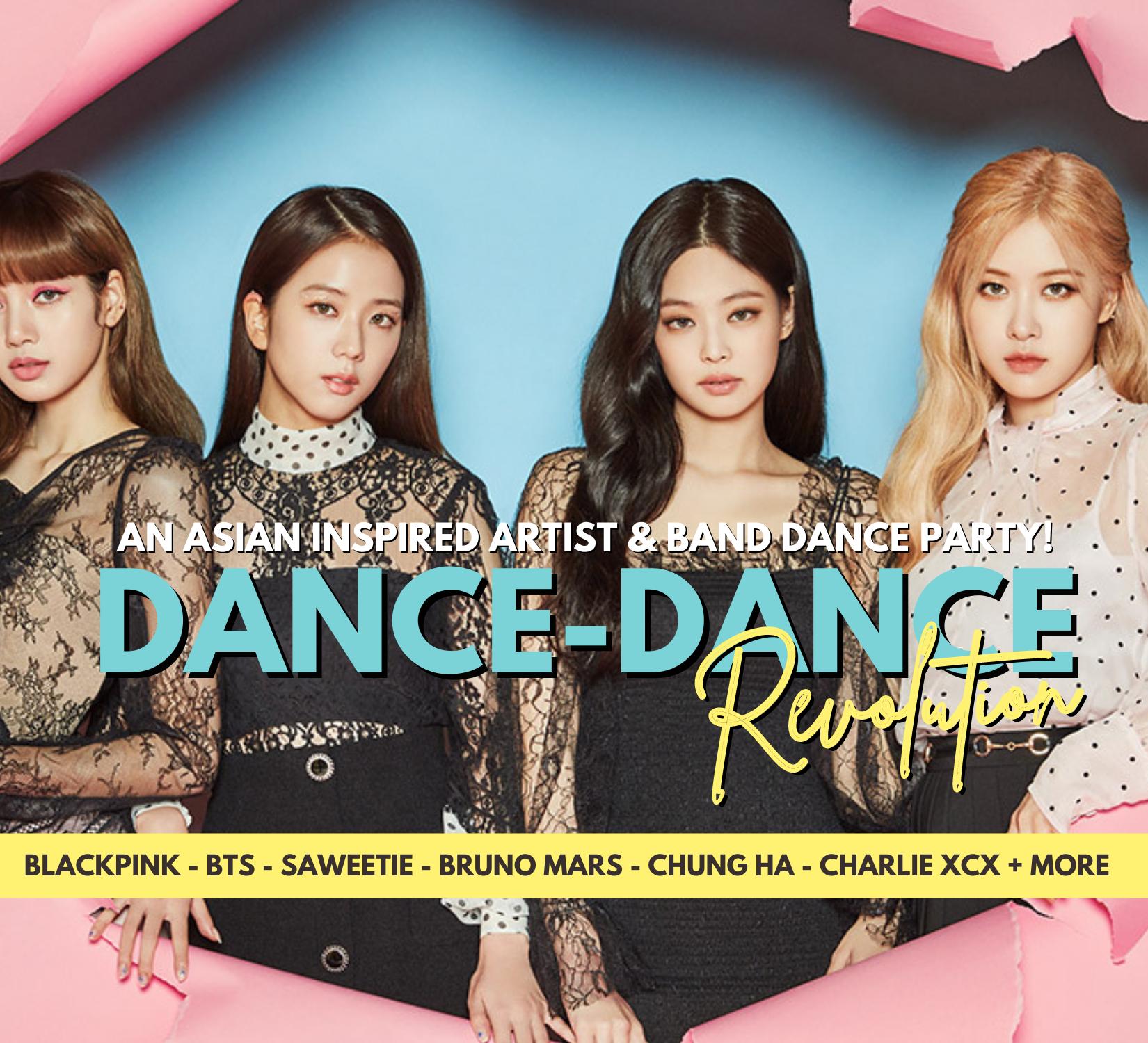 Dance-Dance Revolution!