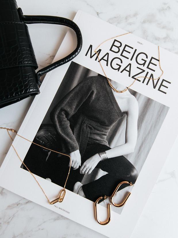 Beige Magazine for Aisle 9