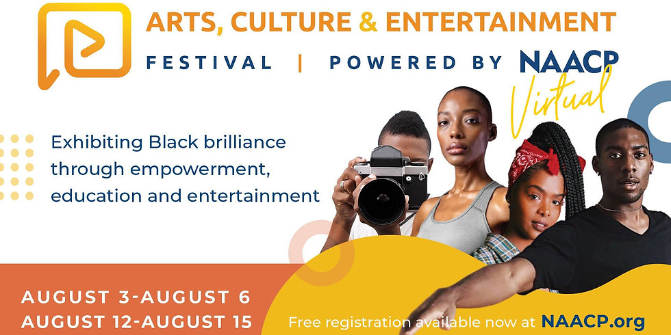 NAACP Arts, Culture & Entertainment Festival