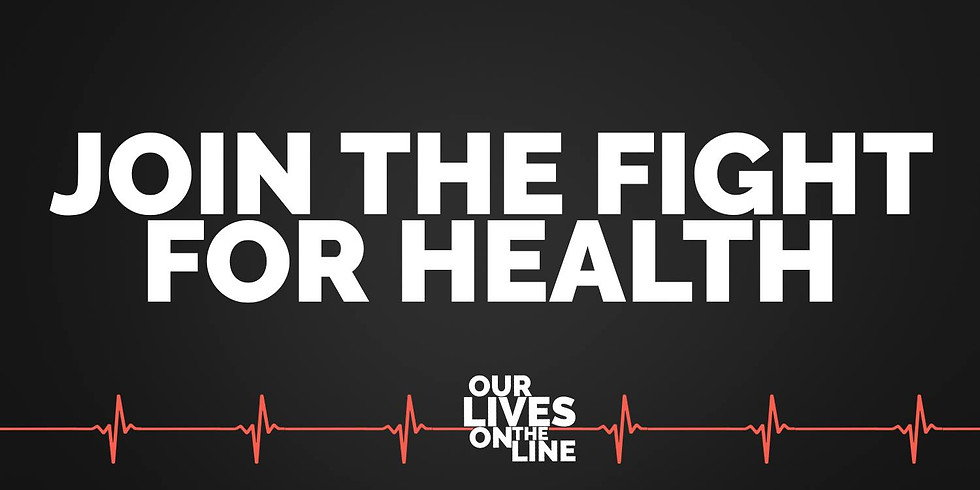 Our Lives on the Line: ACA Under Attack