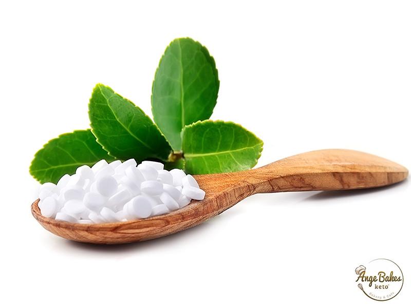 natural sweeteners of sugar free cakes