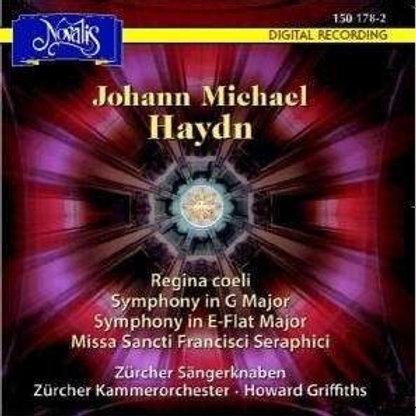 Missa Sancti Francisci Seraphici / J. M. Haydn