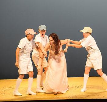 Zürcher Sängerknaben Zauberflöte Grand Théâtre de Genève