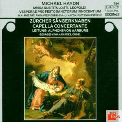 Missa St. Leopoldi / Michael Haydn