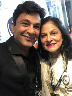 Famous Chef and actor Vikas Khanna