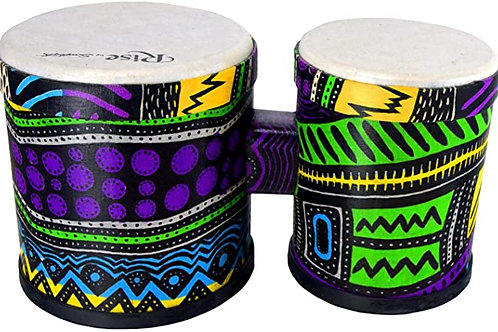 Double Bongo Drum from Africa