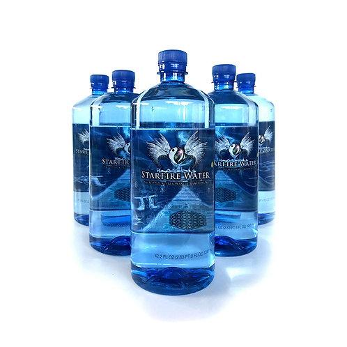 StarFire Water Large Glass Bottle