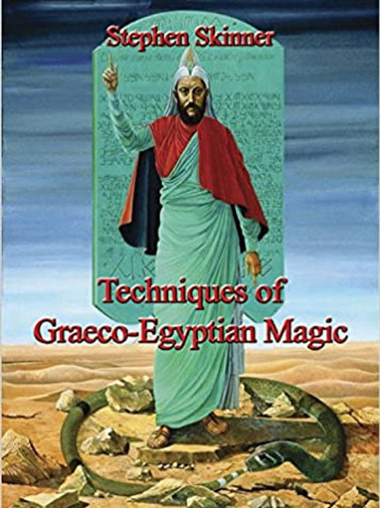 Techniques of Graeco Egyptian Magic