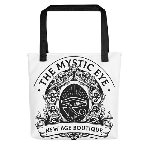 The Mystic Eye Tote Bag 15x15