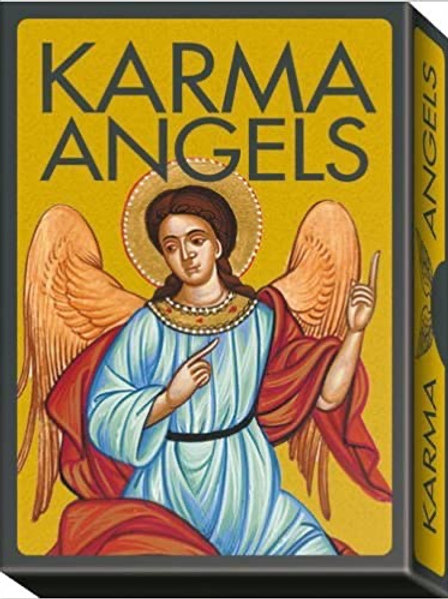 Karma Angel Oracle Cards
