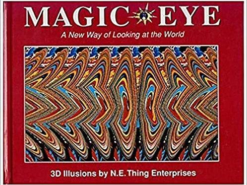 Magic Eye 3D illusions