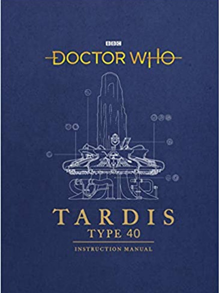 Doctor Who Tardis Manual