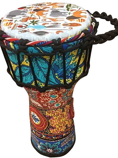 BND Drums Mini Djembe Drum Djembe jembe is a Rope