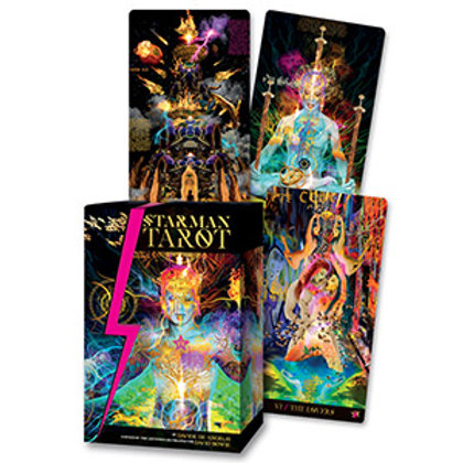 David Bowie Starman tarot