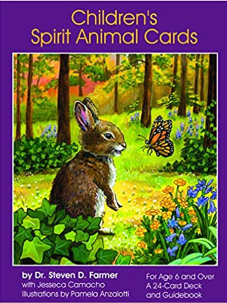 Children Spirit Animal Cards