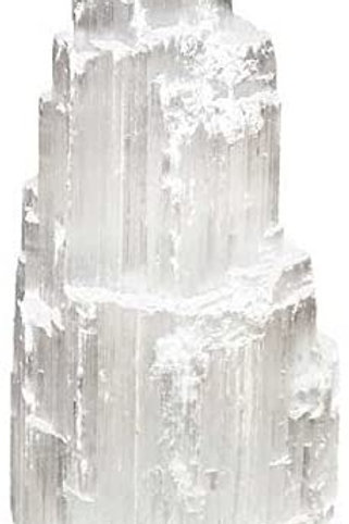 Selenite skyscraper 1 pc