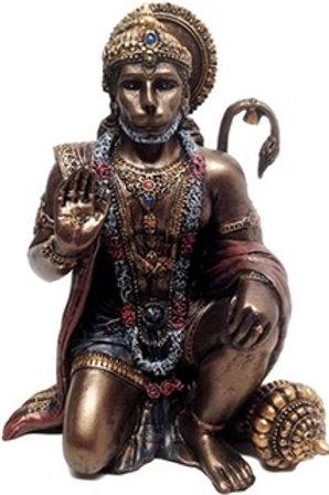 Hindu God Hanuman Statue