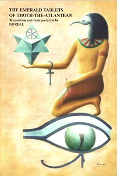 The Emarld Tablets  Of Thoth