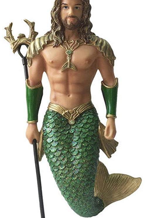 Merman Ornament - Atlantis
