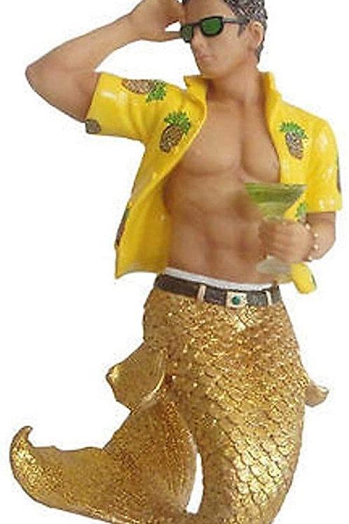 Gold Aloha Merman