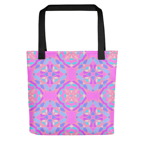 Love (GWP) Bright Tote Bag 15x15