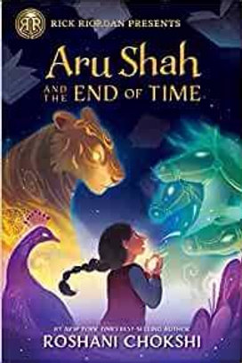 Aru Shah and the End of Time (A Pandava Novel Book 1) (Pandava Series (1)