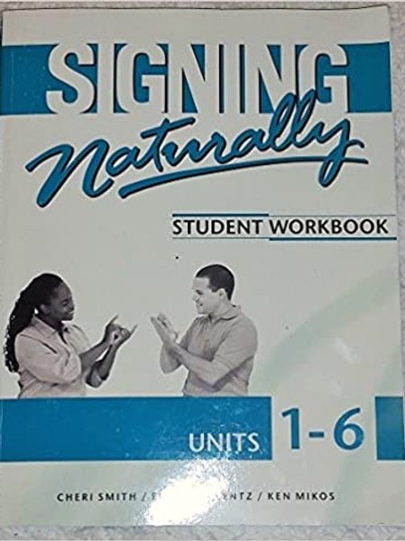 Signing Naturally units 1-6 NEW plus DVD