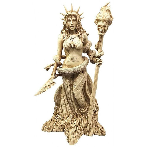 Goddess Hecate Statue