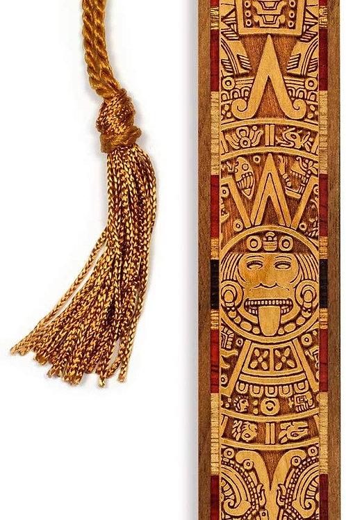 Mayan Bookmark