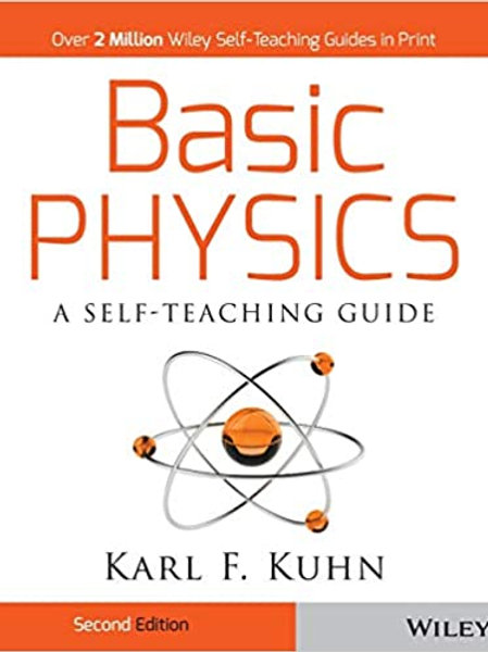 Basic Physics a self teaching guide