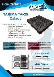 Tarima-Ta-25 Calada.jpg