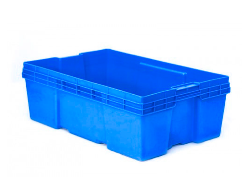 Caja de Plastico Montreal 20 60cm x 40cm x 20cm