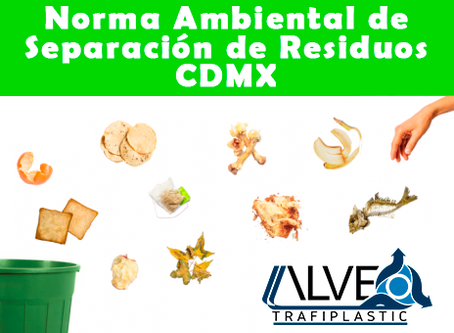 Norma Ambiental NADF-024-AMBT- SEDEMA - CDMX