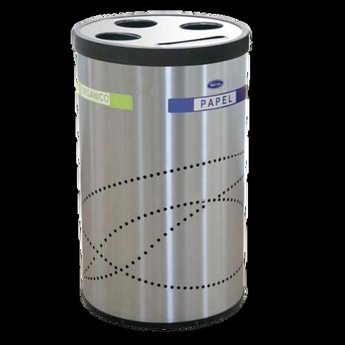 Contenedor Ecológico Jumbo Reciclable 49x80