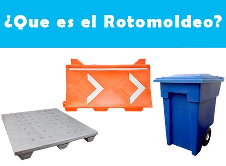 ¿Qué es el Rotomoldeo?