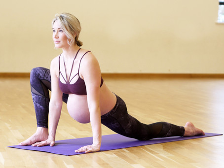 Is yoga safe while you are pregnant?