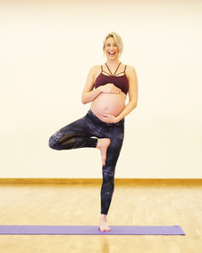 Lucy Flow Pregnancy Yoga
